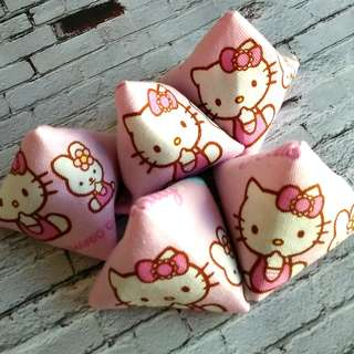 Handmade Hello Kitty Five Stones