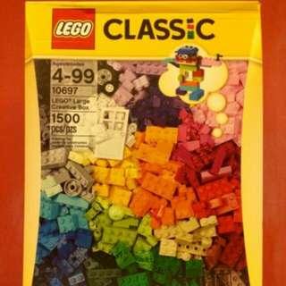 LEGO 10697 Large Creative Box