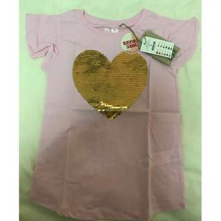 Girls Top BN, Cotton On Age 6 and 8 (retail $19.95)