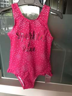 BNWT Mothercare Swimsuit 4-5 Years