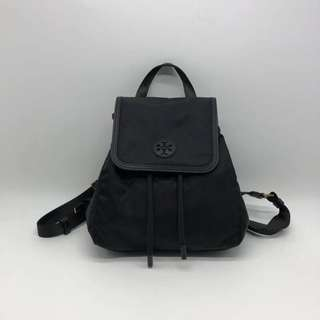 Tory Burch nylon backpack - black