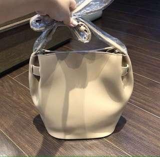 Alt Manila Beige Siena Bucket Bag