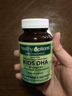 Healthy Options Kids DHA