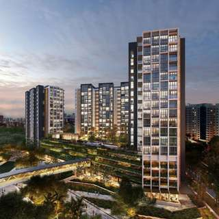 Park Place Residences - 2bedroom (STARBUY)