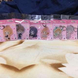 [百變小櫻Sakura週邊現貨]Chipicco 匙扣