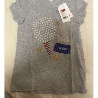 Girls Top BN, Seed Age 7 and 10 (retail $29.95)