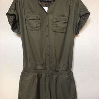 Yishion romper shorts