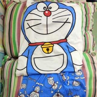 5XL Doraemon 哆啦A夢 短袖睡衣套裝夏天 加大碼