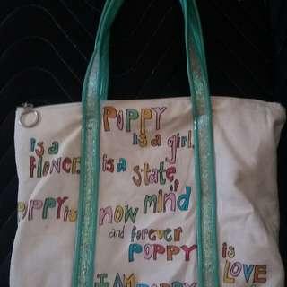 Coach Poppy Bag (inpos)