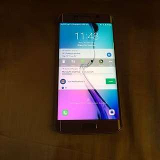Samsung galaxy S6 edge 61g