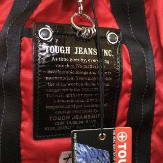 Tough Jeansmith drawstring bag