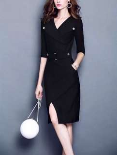 🚚 ✨現貨含運✨法式浪漫洋裝