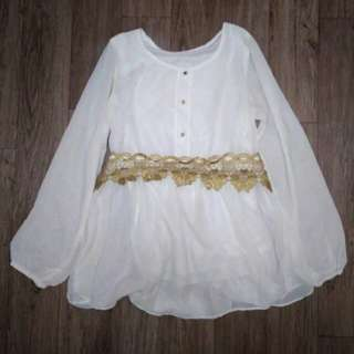 white top #bonusmaret