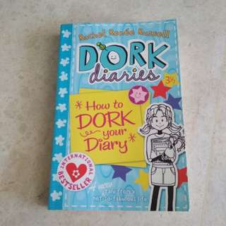 Dork Diaries - How to Dork your diary
