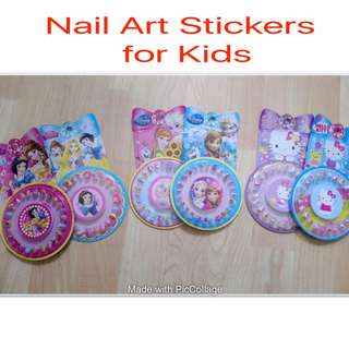 Nail Stickers (Any 2 for $9)