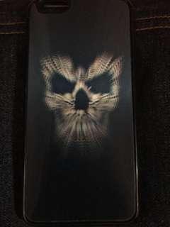 3D Skull iPhone 6s Plus Case