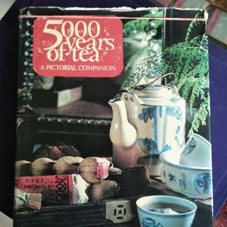 5000 years of old tea book