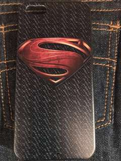 Superman Man of Steel iPhone 5/ SE Case