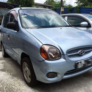 HYUNDAI ATOS 1.0(A)THN 2002、CAR KING‼️