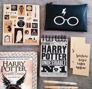 Harry Potter and GOT Planner