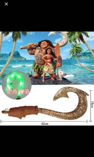 Instock maui hook toy brand. New got lights and songs
