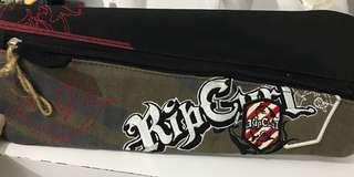 Rip Curl flat pencil case