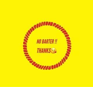No BARTER karena stok barang yg belum di foto juga masih buanyakkk