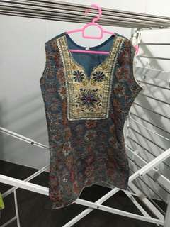 Indian costume-pre loved