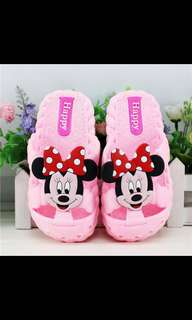 Minnie Mouse kids slipper