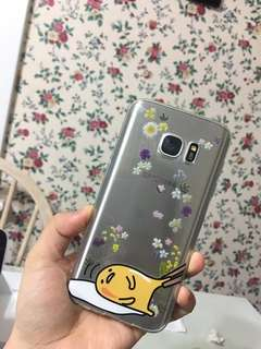 Kakao Talk/ Gudetama Samsung Galaxy S7 cases