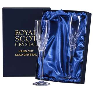 Royal Scot Sapphire 2 Tall Flute Champagne