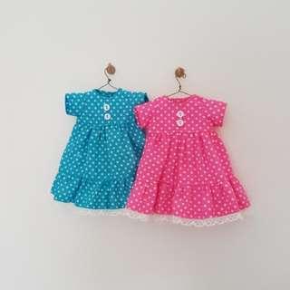 Bjd 1/6 doll dress