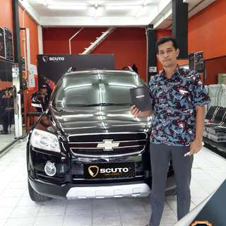 LAMINATING MOBIL CHEVROLET CAPTIVA