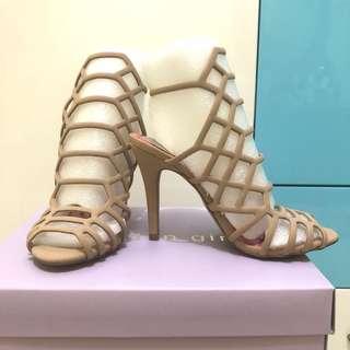 BNIB Madden Girl Direct Caged Heels