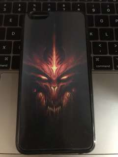 Diablo 3D iPhone Case