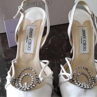 JIMMY CHOO shoes , Size 37 1/2