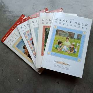 Assorted Nancy Drew Books