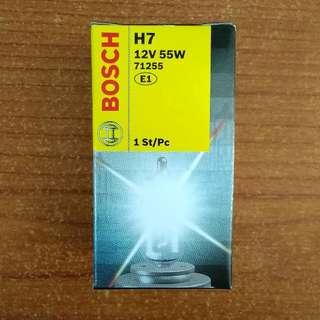 Bosch H7 Bulb