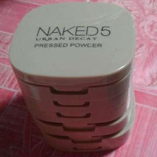 bedak naked 5