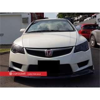 Honda Civic Type R 2.0M (COE till 03/2028)