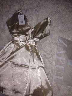 Zaful dress silk