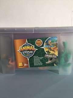 Animal zone Ben10 PJ mask