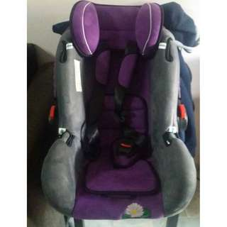 Fabulous Mom Roadster Infant Car Seat to Let go