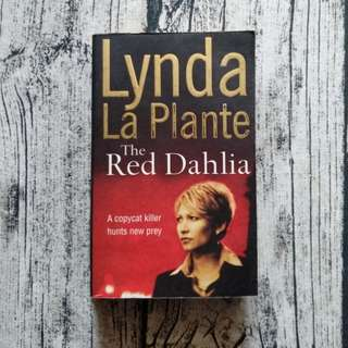 USED BOOK The Red Dahlia
