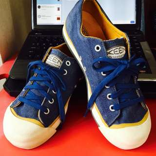 Orig Keen Denim Shoes