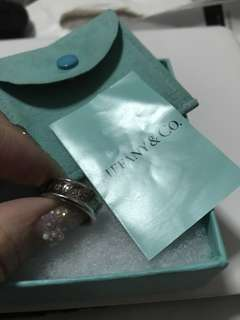 Authentic Tiffany and Co