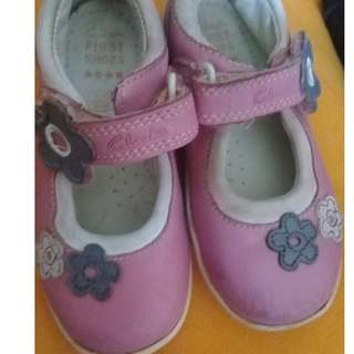 Baby girl Clarks Shoes