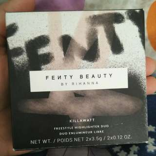 Fenty Beauty By Rihanna Killawatt Freestyle Highlighter Duo