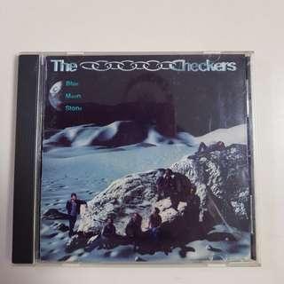 Blue Moon Stone - The Checkers (10th Studio Album)