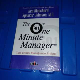 [Nego/barter] The one minute manager